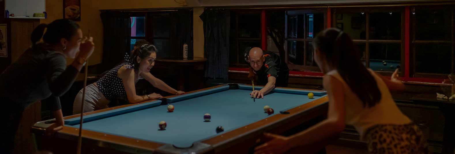 Leagues & Pub Games