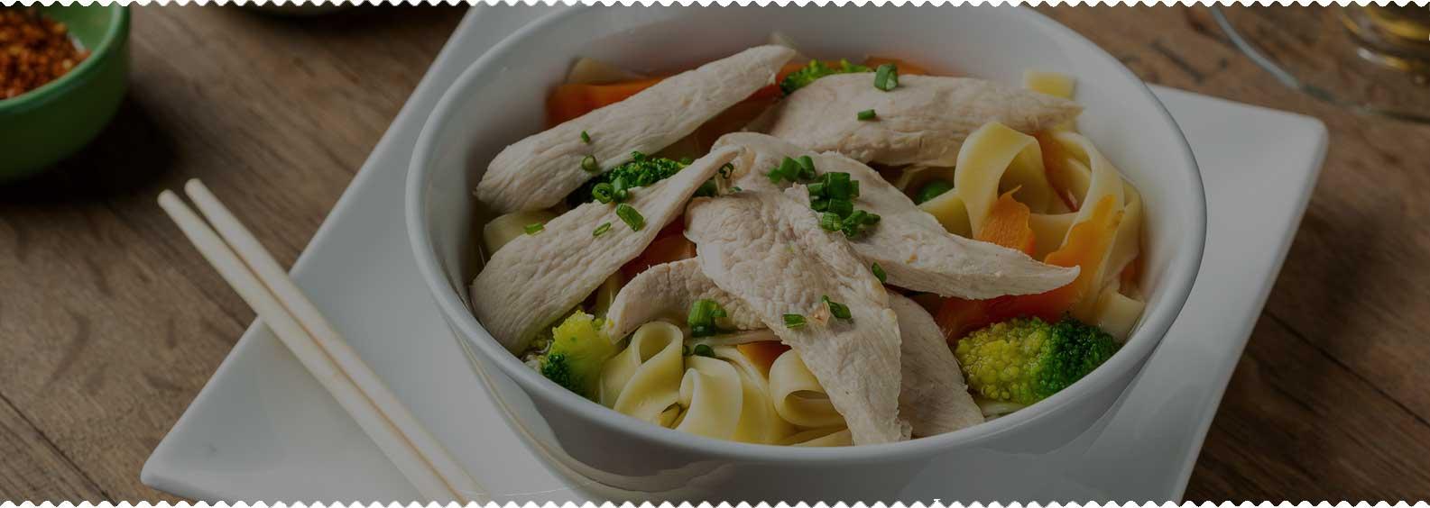 Thai Lunch Menu